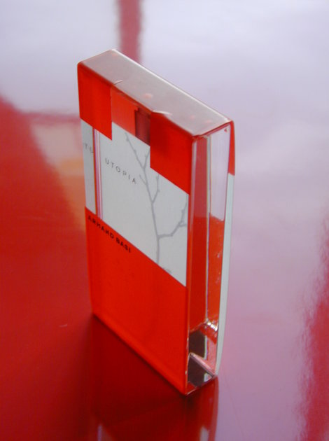 Basi in Red | Perfums | Estudi Antoni Arola