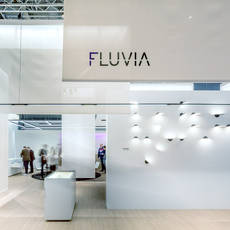 Estand Fluvia Light+Building | Estudi Antoni Arola