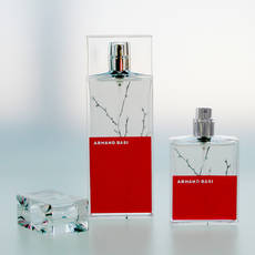 Basi in Red Idesa Parfums | Estudi Antoni Arola